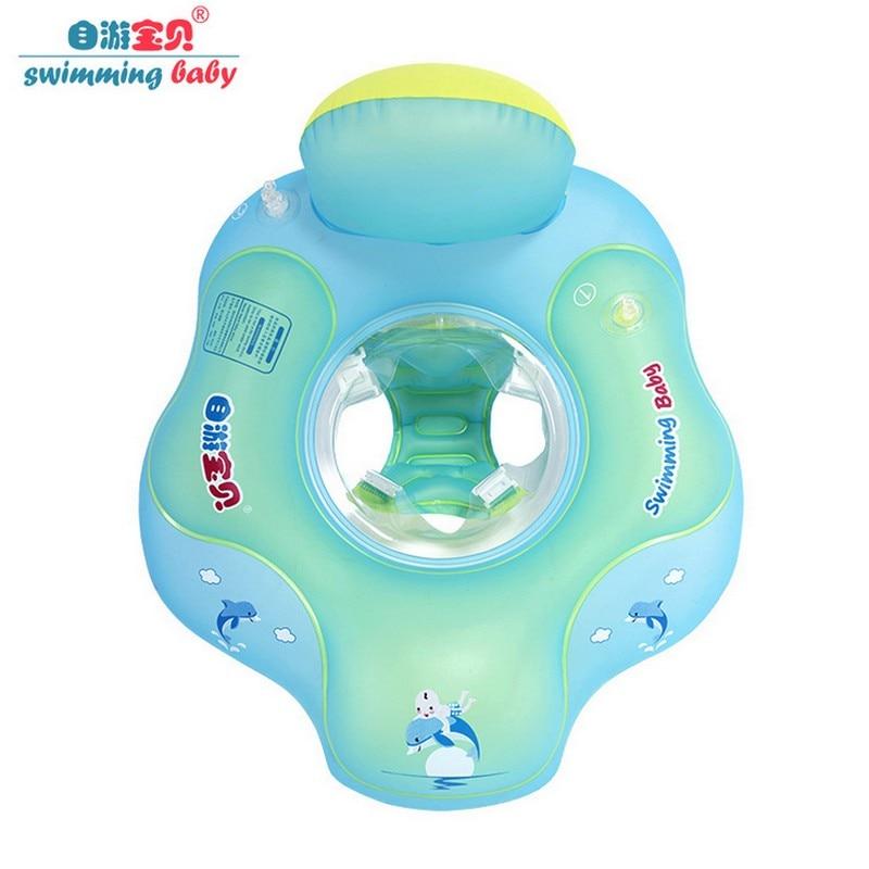 Infant Nataci/ón Flotador Inflable Anillo de Seguridad Inflable de Piscina Nadar