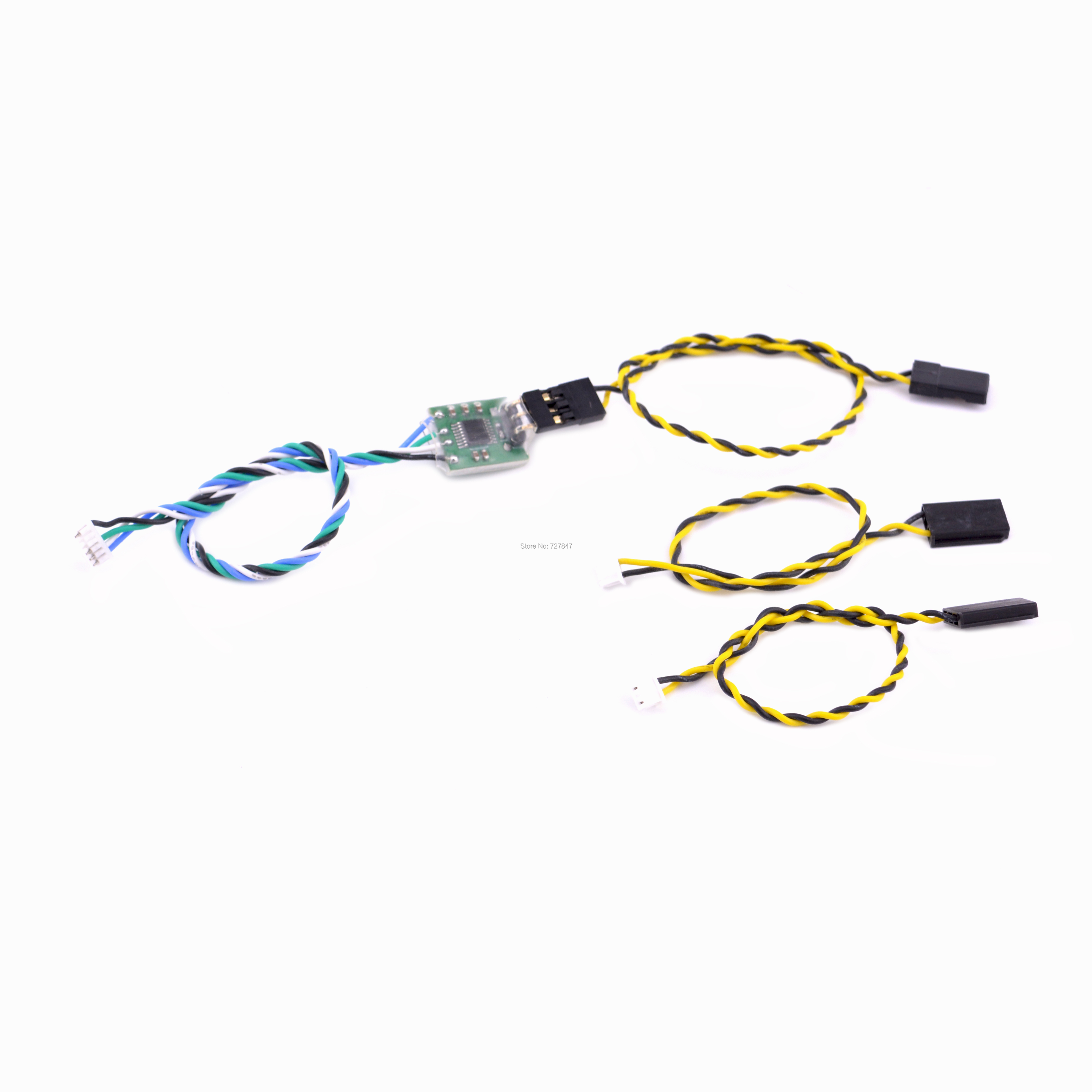 Telemetry Converter Cable Pixhawk to Horus X10S X12S Taranis X9DP QX7/X7S  Smart Port receiver X8R X4RSB R-XSR for Frsky