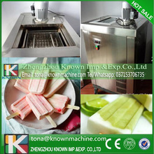 Commerial used ice lolly making machine in snack machine price
