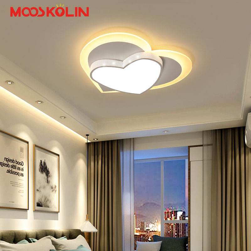 Modern Simple LED Ceiling lamps Living room lights Bedroom Ceiling lighting child room Ceiling lights creative personality lamp modern vintage lamp iron led ceiling lights for clothing store cafe creative plafoniera led ceiling lamps industrial lighting