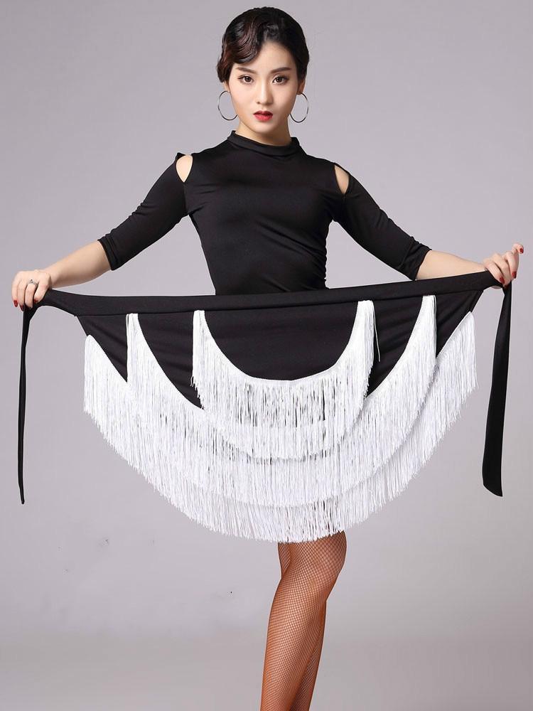 0dd853b3fe New-Latin-Dance-Hip-Scarf-Adult-Female -Irregular-Tassel-Girls-Latin-Dance-Practice-Skirt-Short-Skirts.jpg