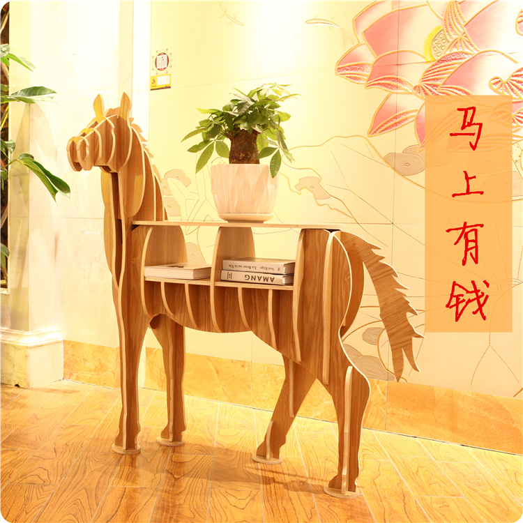 horse puzzle furniture (4)