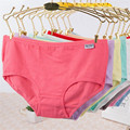 Explosion Models Candy Color Sexy Women's Underwear Breathable Cotton Briefs Female Underwear Shorts Girls Panties