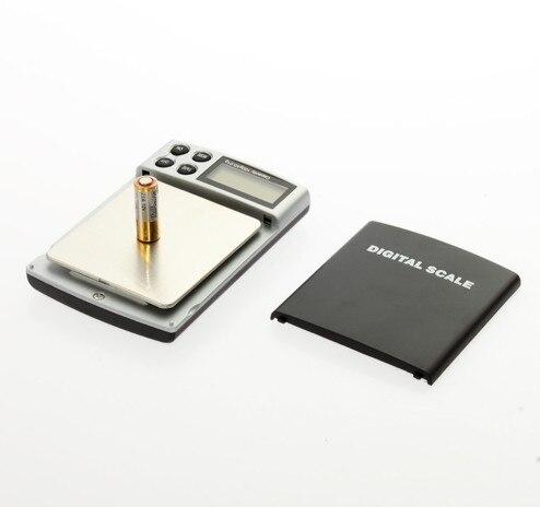5 pcs/lot 0.01g 100g gramme Balance de poids électronique numérique Balance de poche - 2