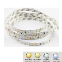 12 v 2835 LED Strip Warm Wit Koel Wit Natuur Wit Geen-Waterdichte 60LED/m 5 m /Roll Verzending Via Aliepxress Luchtpost(China)
