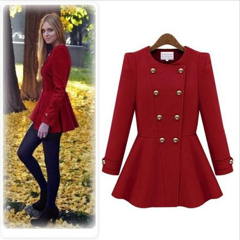 High Quality Ladies Red Coat-Buy Cheap Ladies Red Coat lots from ...