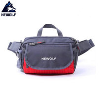 2L Waterproof Outdoor Sport Training Bags Nylon Waist Training Bag Handbag Men Women Camping Running Basketball