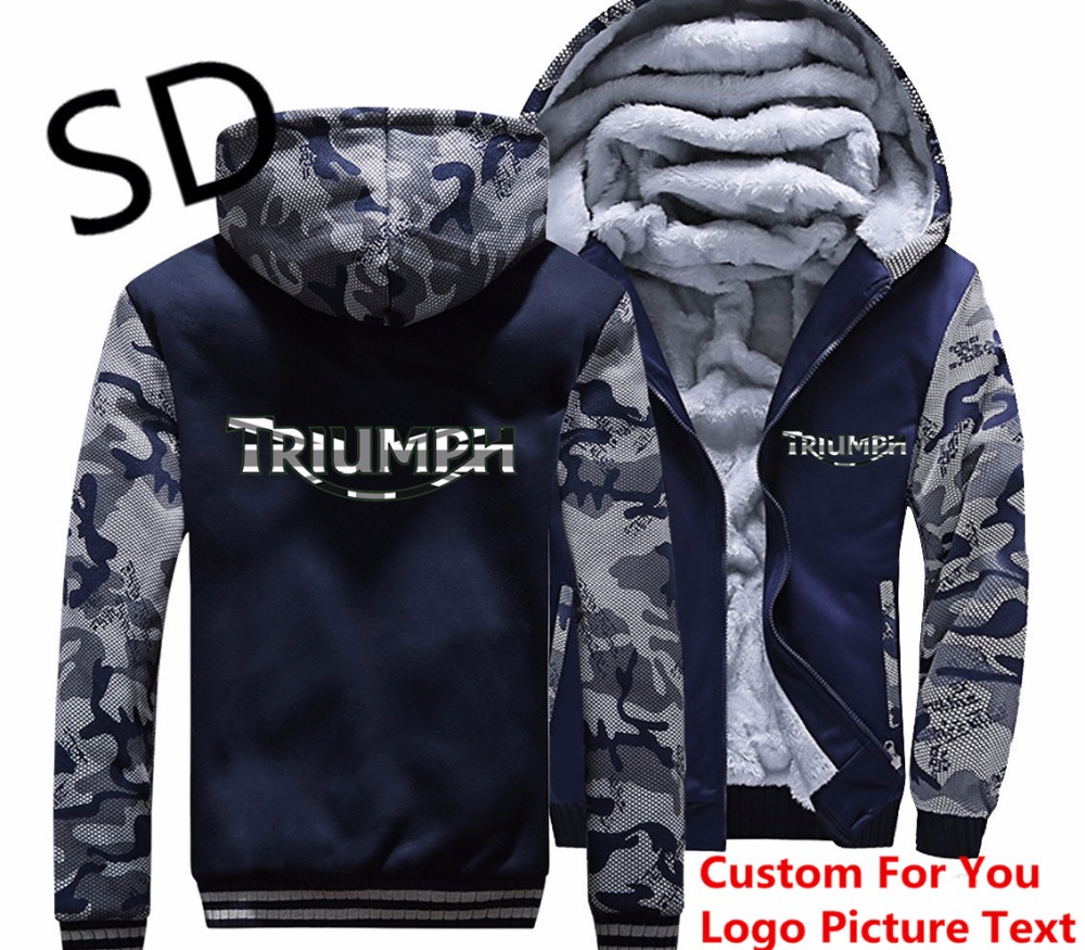 SUDADERA TRIUMPH