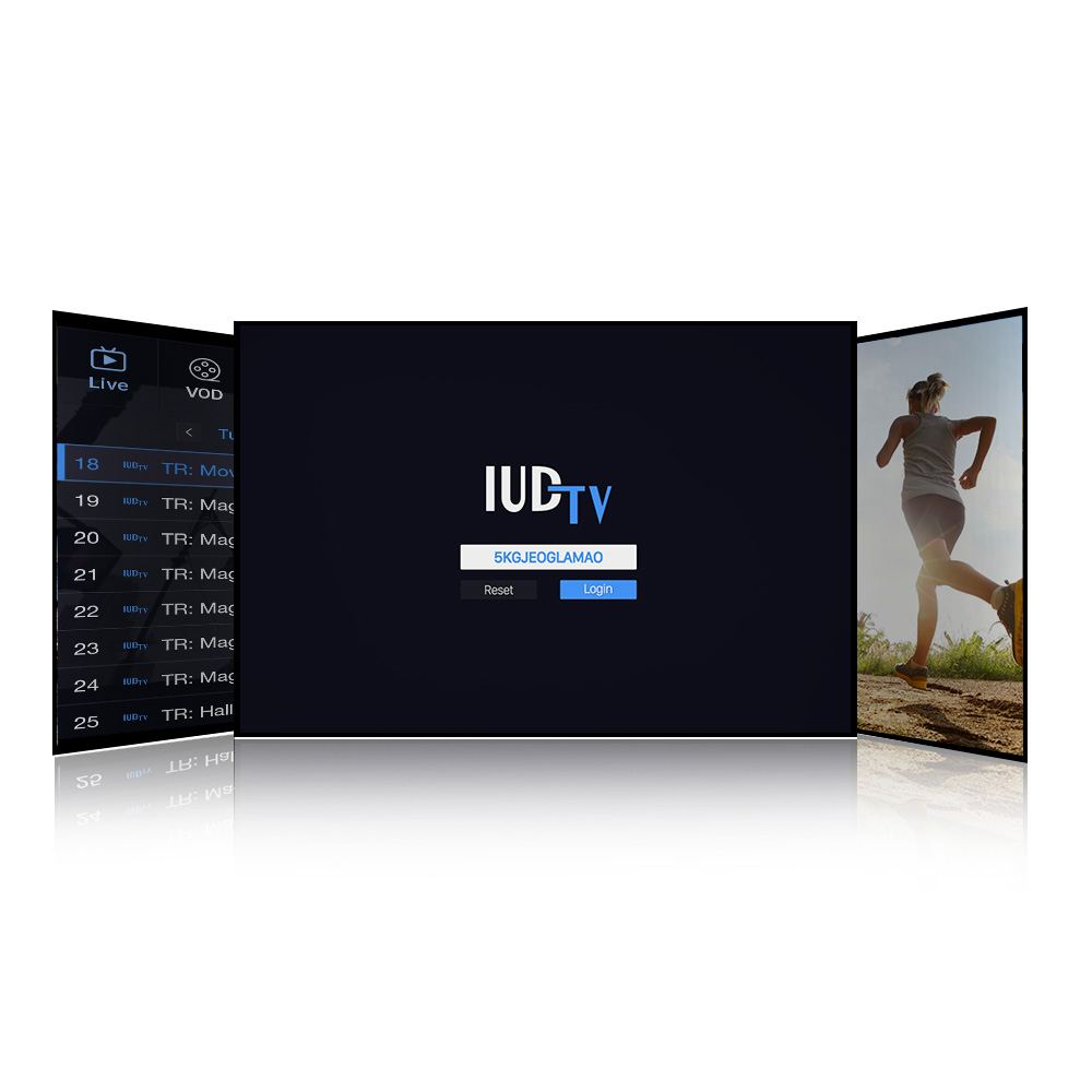 Sweden Greece Spain IPTV Italy UK Germany IUDTV Code 1 Year IPTV Subscription Sweden Spain Italy IPTV Turkey Sweden Greece Spain in Set top Boxes from Consumer Electronics