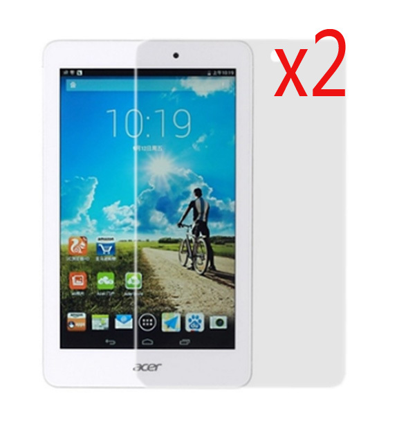 "2PCS Matted Matte Screen Protector Films Anti-Glare Protective Film Guards For Acer Iconia Tab 8 A1-840 HD A1-840FHD 8"" Tablet"