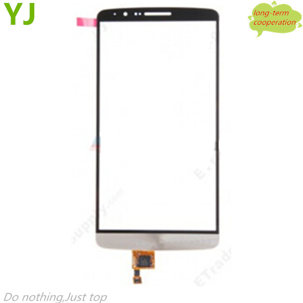 OEM Touch Screen Digitizer Replacement for LG G3 D850 D855 gold/White/Gray color