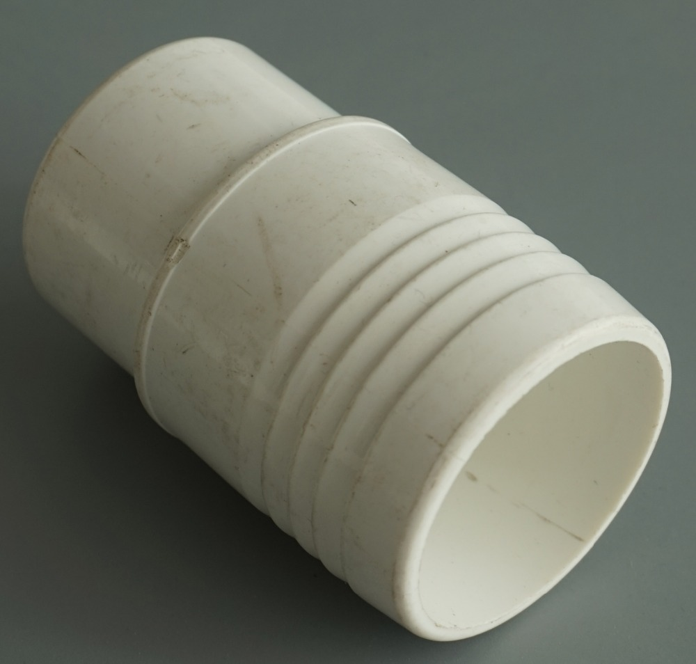 Plastics pool spa quot pvc pipe extender fitting one