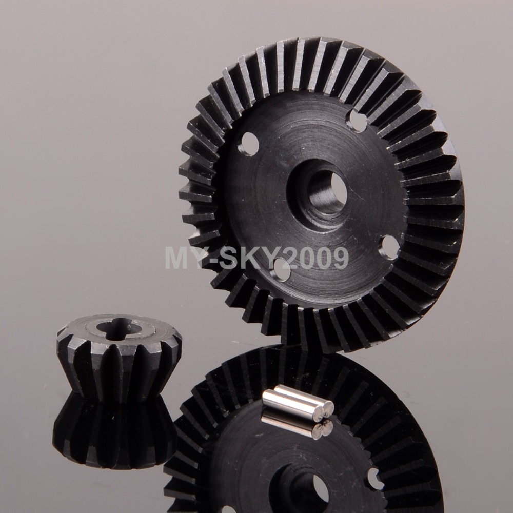 #101215 #101216 Hard Steel Differential Gear For HPI BULLET WR8 SAVAGE XS FLUX RS4