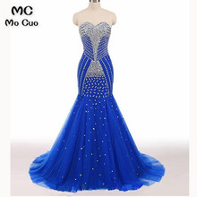 2018 Luxuries Royer Mermaid Prom Dresses Dress for Women