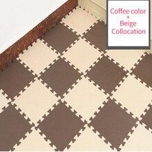 32*32cm tapete infantil baby pads play mat toys for kids children's carpet playmat soft floor eva foam puzzle mats