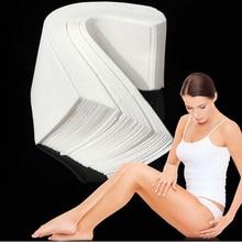 Hair Removal Depilatory Nonwoven Epilator Wax Strip Paper Roll Waxing Health