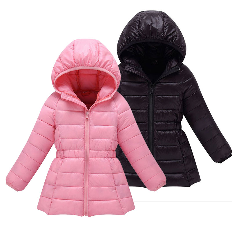 4-8T Children Jackets Boys Girls Winter Down Coat Baby Winter Coat Kids Warm Outerwear Hooded Coats Snowsuit Overcoat Clothes winter jackets for boys warm coat kids clothes snowsuit outerwear