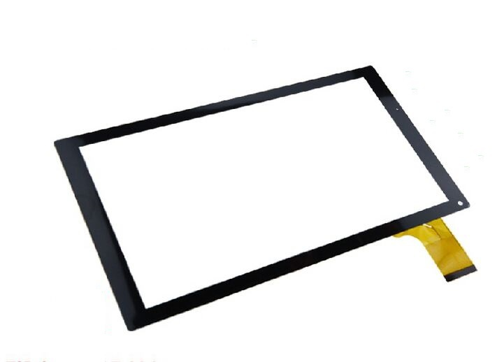 Original New 10.1 Goclever Quantum 1010N Tablet touch Screen panel Digitizer Glass Sensor replacement Free Shipping new black original 10 1 inch goclever tab r104 tablet touch screen digitizer glass touch panel sensor free shipping