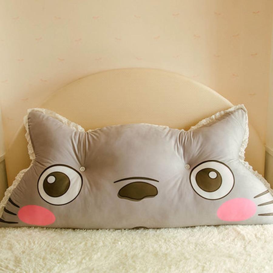Cojines de respaldo para la cama de los niños almohadas decorativas para la cama Cute Lounge Cute cojín Tuinstoel kusens almohada sofá 50B0278 - 4