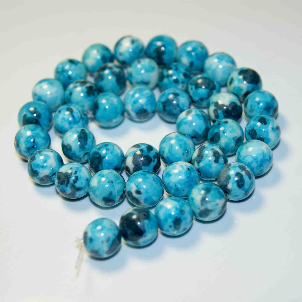 Do It Yourself Jewelry: Wholesale Blue Natural Stone For Jewelry Make Do It