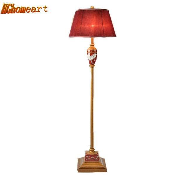 Perfekt Nordic Retro Stil Luxus Stehleuchte Antiken LED Wohnzimmer Schlafzimmer  Studie Energiesparlampe Beleuchtung Dekoration