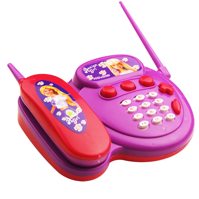 baby toy Phone Cellphone Mobile Phone Early Educational