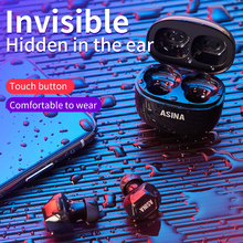 True Bluetooth Earphone Waterproof TWS Wireless Headphons Sport Handsfree Earbuds 3D Stereo Gaming Headset With Mic Charging Box bluetooth headphone wireless earphone sport handsfree earbuds 3d stereo gaming headset with mic charging box