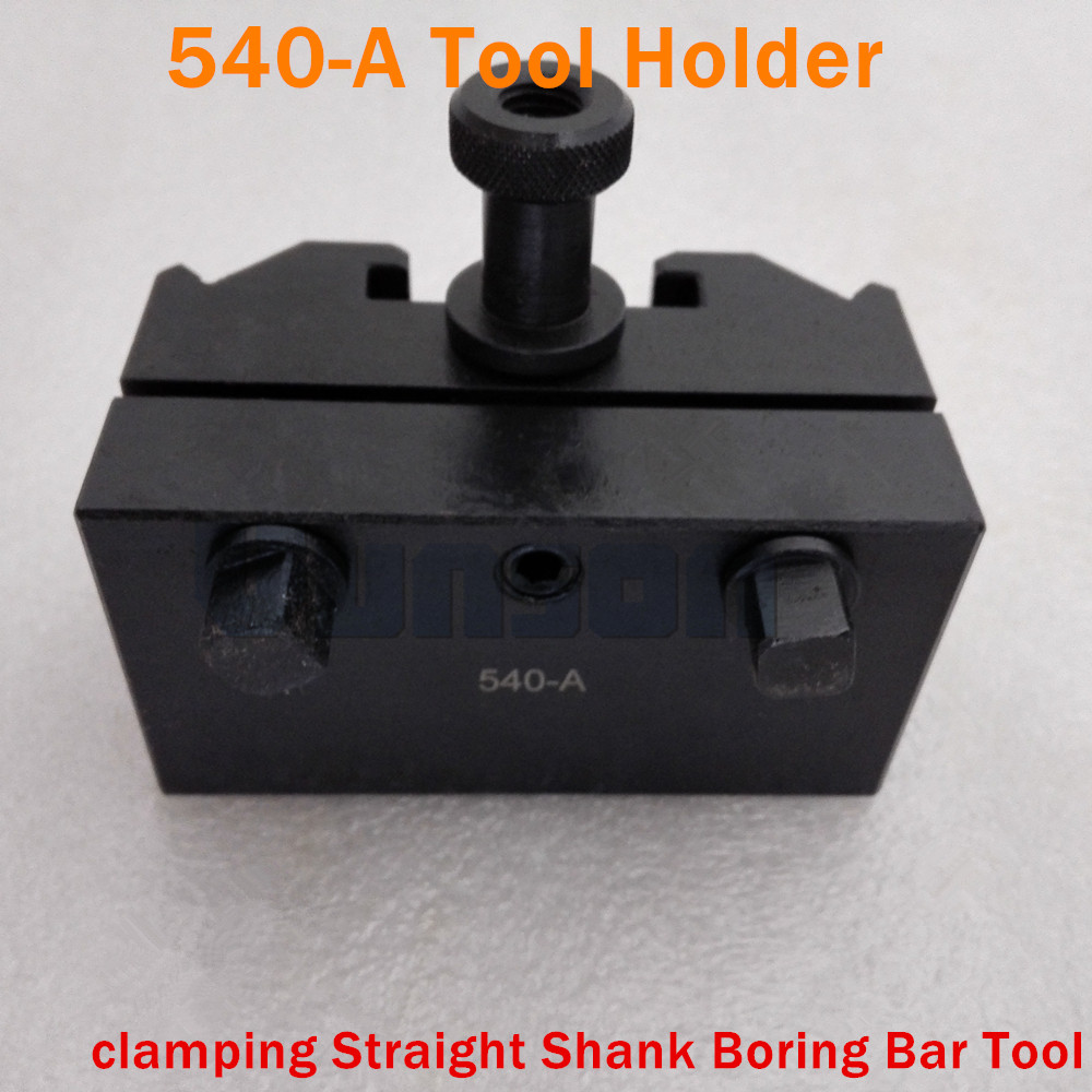 540 A Italian Style Quick Change Tool QCT holder for Straight Shank Boring Bar Tool Max