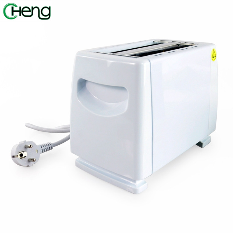 New Arrival Household Stainless Steel Baking Bread Machine Toaster Breakfast Machine Toast Furnace EU Plug Free shipping 220V cukyi 2 slices bread toaster household automatic toaster breakfast spit driver breakfast machine