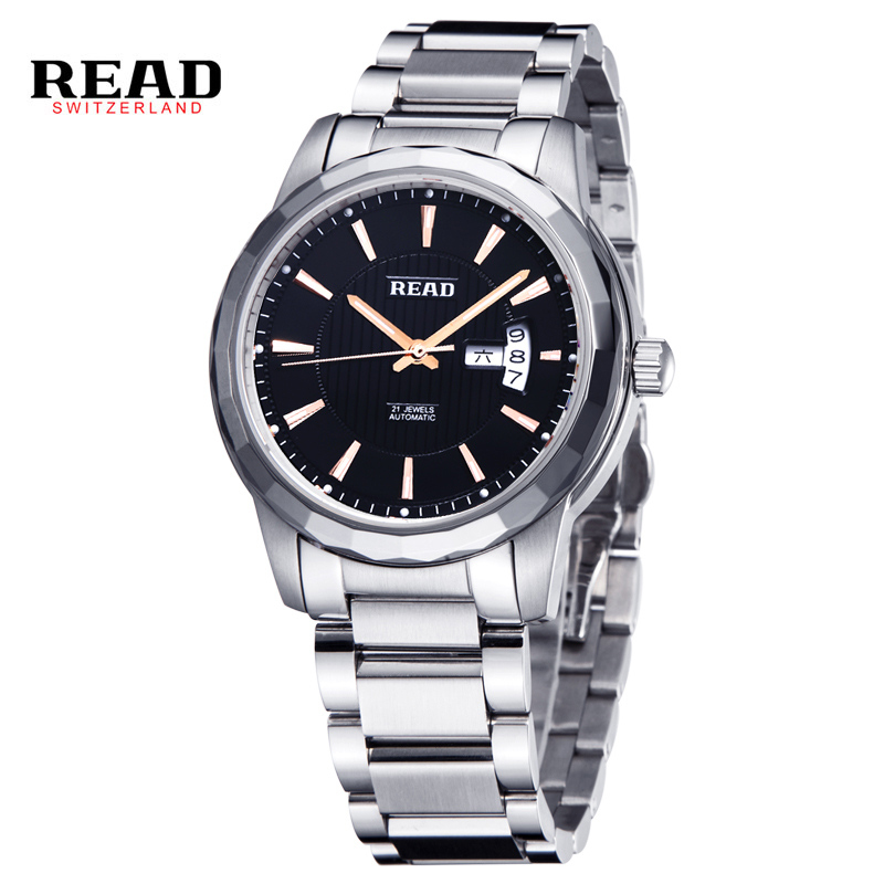 Read Brand Men's Stainless Steel Mechanical Hand Wind Skeleton Sport Wrist Watch Business Wristwatches PR162 segal business writing using word processing ibm wordstar edition pr only