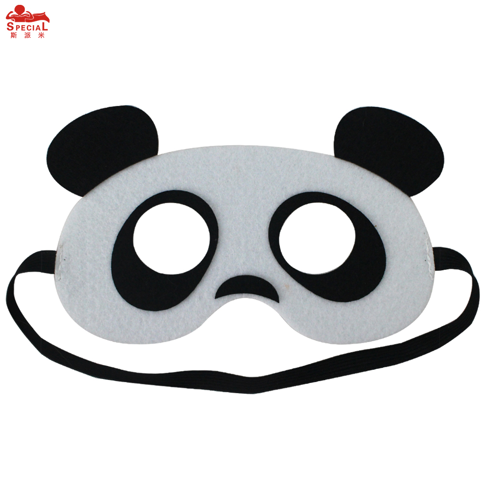 SPECIAL Thick Felt Animal Mask For Kids Monkey Costume Character - Kostumer - Foto 3