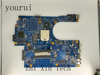 yourui High quality For Acer Aspire 7551 7551G Laptop Motherboard 48.4HP01.011 MBWLW01001  MB.WLW01.001 DDR3 Test ok