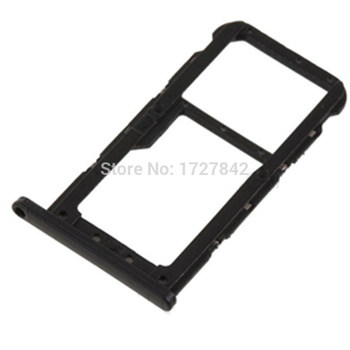 50 pieces/lot Dual SIM Card Tray Micro SD Card Holder Slot Adapter Parts For Huawei P20 Lite card tray Black/Pink/Gold/Blue
