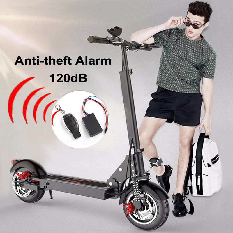 40km\/h Speed 10\u0026quot; 500W Mini Folding Electric Scooter for Adults, Electric Skateboard, Electric