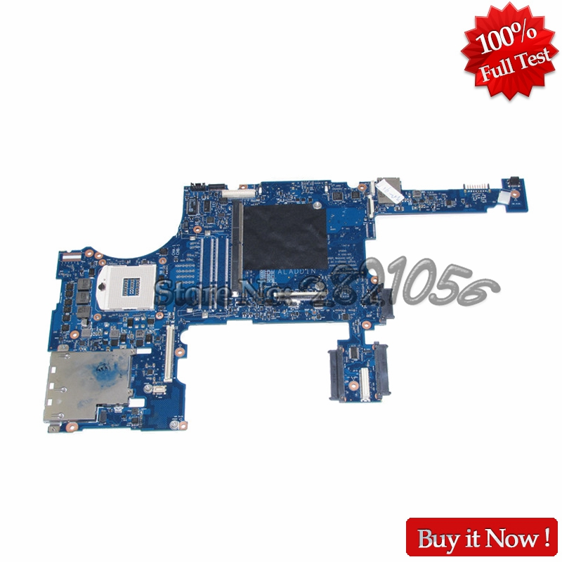 NOKOTION 688745-001 Laptop Motherboard For Hp elitebook 8770w Main Board QM77 DDR3 for hp laptop motherboard 6570b 686976 001 motherboard 100% tested 60 days warranty