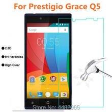 For Prestigio Grace Q5 Tempered Glass Original 9H Protective Film Front Guard Screen Protector For 5506