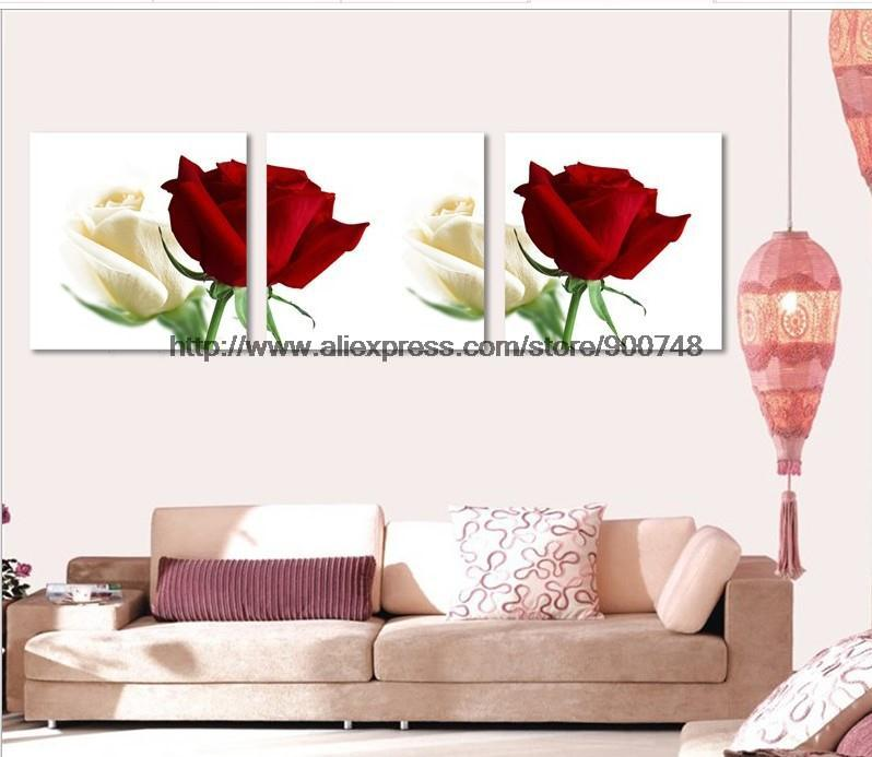 Aliexpress Com Buy Free Shipping 3 Piece Wall Decor: Aliexpress.com : Buy Free Shipping 3 Piece Wall Art On