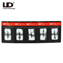 Original 10pcs/pack UD EZ OK Cotton Wire for EZ RTA tank (26ga+32ga)xID3.0mmx0.6ohm KA1 coil for E-Cigarette EZ Atomizer
