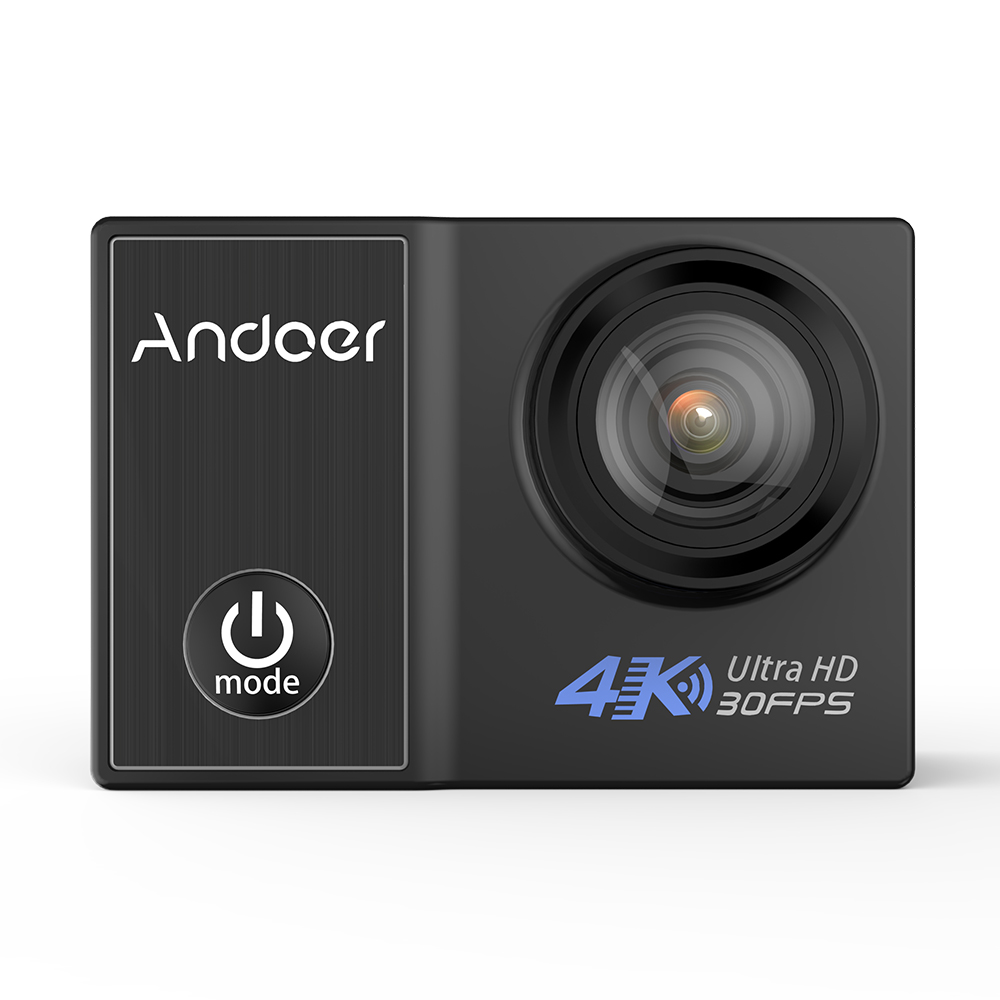 "RU Stock Andoer C5 WiFi 4K Camera Ambarella A12S75 Action Camera 16MP 2.0"" LCD Sport Camera 170 Degree Wide Angle go pro Camera"