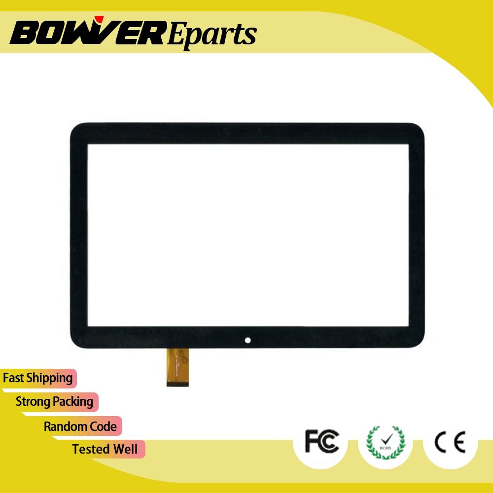 A+ 10.1inch YLD-CEGA566-FPC-A0 HXS for Digma Optima 10.4 3G (TT1004PG) tablet touch screen panel Digitizer Glass Sensor