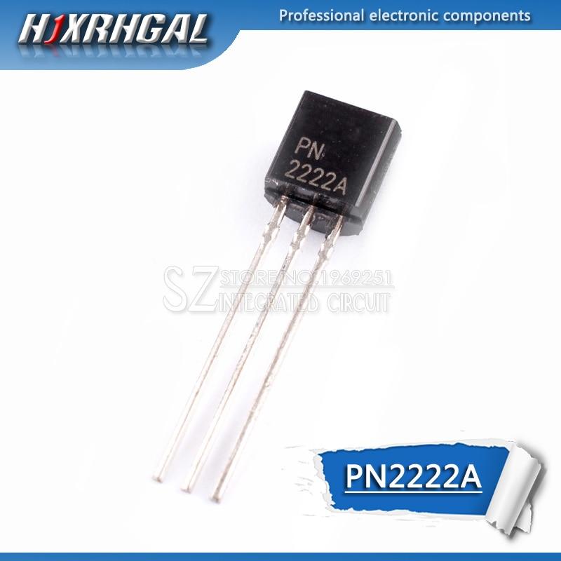 20pcs PN2222A TO-92 PN2222 TO92 Transistor