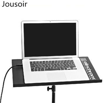 Photo room with aluminum notepad computer tray 50X28CM easy to use CD50