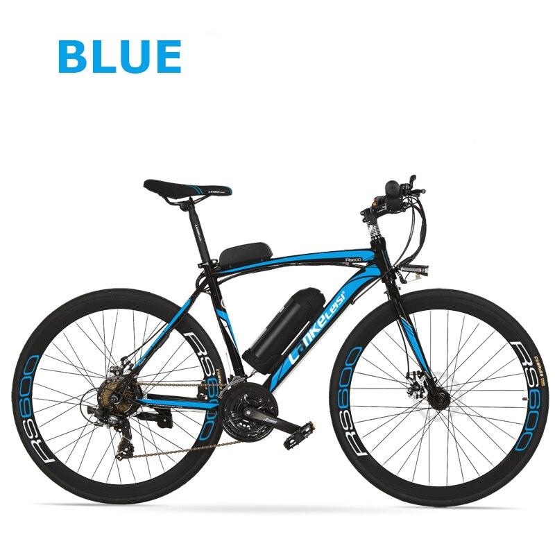 700c vélo de route électrique 240 w 36 V batterie au lithium course de route vélo électrique mode hybride ebike vélo de route loisirs vélo électrique