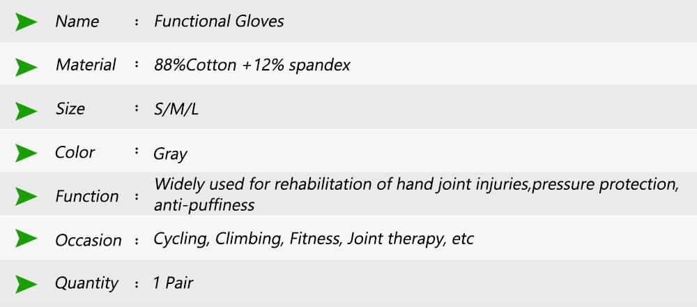 Doreza e duarve të kompresimit reumatoid për të rriturit Për Osteoartritin Artriti Mbështetja e kyçeve të Dhimbjes së përbashkët