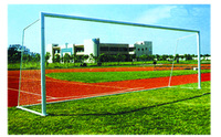 5X2X1 Meter Soccer Door 7 Man outdoor Standard Training and Competiton Movable Football Goal Door Frame