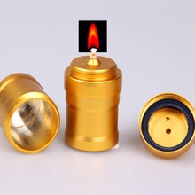 Stoves Alcohol-Lamp Camping Hiking Heating Outdoor Survival Travel Portable Mini Metal