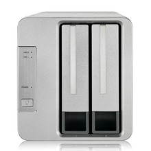 New 2bay 2.5'/3.5″inch SATA HDD enclosure two-tray usb3.1 10Gbps high-speed Raid function support upto 16TB storage