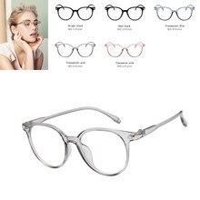 99ae9f1493 Gafas de Marco de las mujeres de los hombres de moda gafas marco Vintage ojo  gafas redondas gafas ópticos marco G15959-02