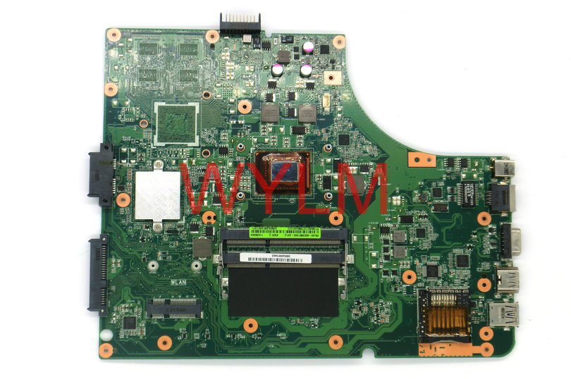 free shipping K53E with i3 cpu mainboard REV6.0 For ASUS K53E K53SD A53S K53S Laptop motherboard 60-N3CMB1900-A01Tested Working tf101g ep101 laptop mainboard 32g 60 ok0cmb2000 a07 free shipping