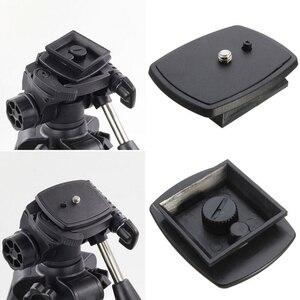 Image 1 - Quick Release Tripod Monopod Head Screw Adapter Mount For VCT D680RM D580RM R640 Velbon PH 249Q Pan Head
